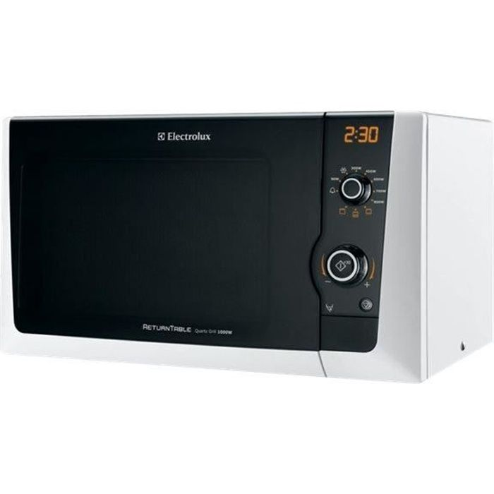 MICRO-ONDES Electrolux EMS21400W Four micro-ondes grill pose l