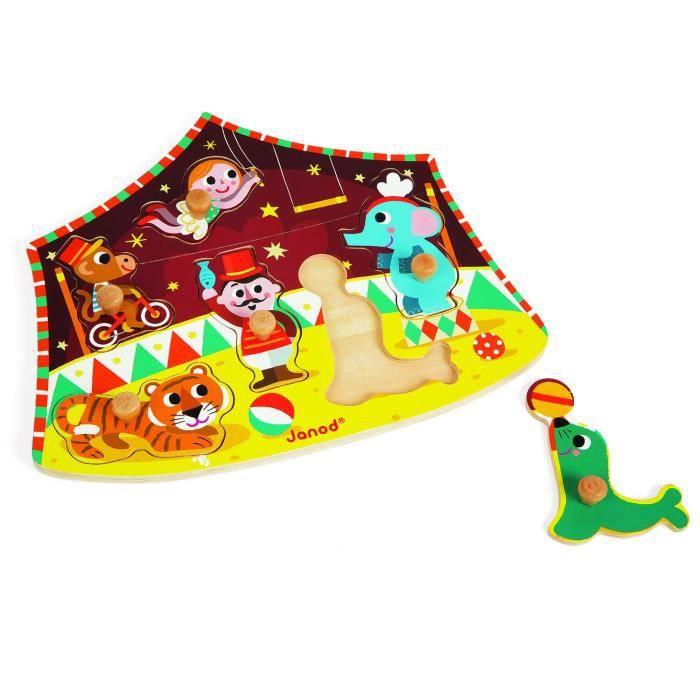 puzzle cirque achat vente jeux et jouets pas chers. Black Bedroom Furniture Sets. Home Design Ideas