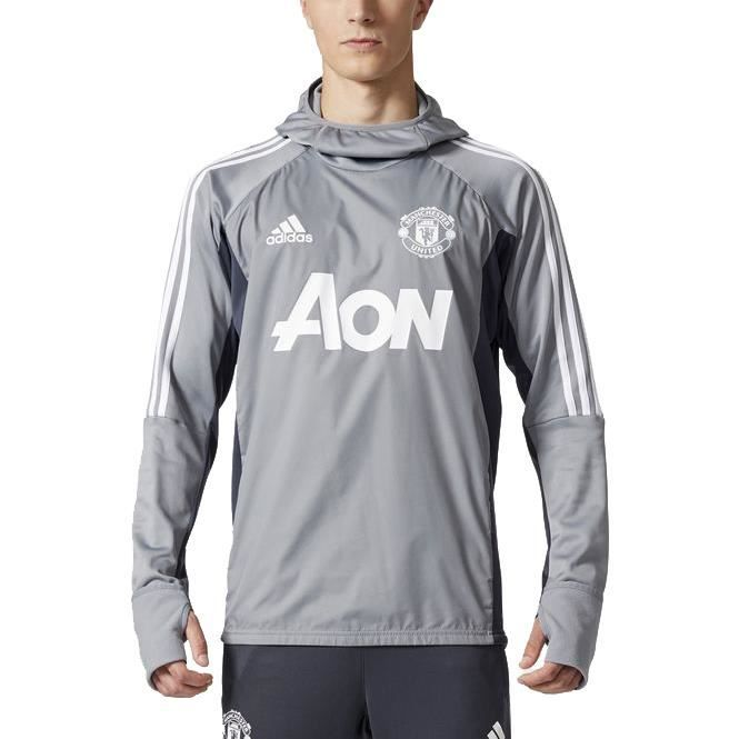 Coupe Adidas vent Veste United Top Warm Manchester xxwB45U6