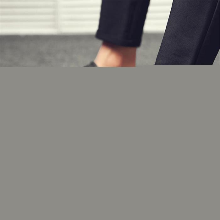 Derbies Hommes Nouvelle arrivee Meilleure Qualité Cuir Chaussure Rétro Chaussure Confortable Respirant 40-44