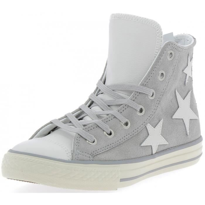 Converse - Converse Chaussures de Sport Ct As Curved Eye Gris