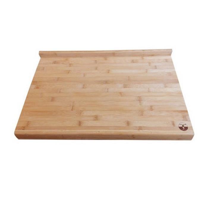 Point virgule planche d couper bambou pour evier - Planche a decouper cuisine ...