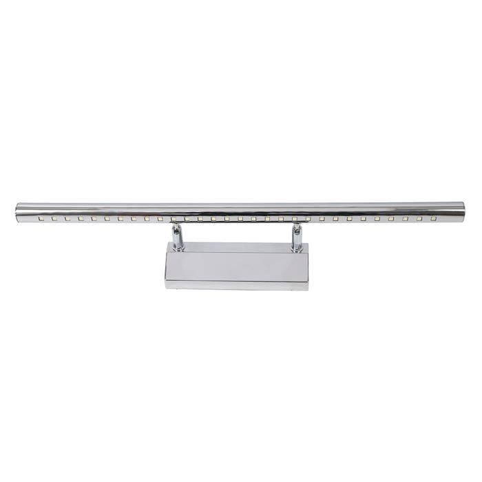 30 Lampe Leds Salle Miroir Pour 480lm 7w Lumiere Blanc Smd5050 De Tableau Bain nm80wN