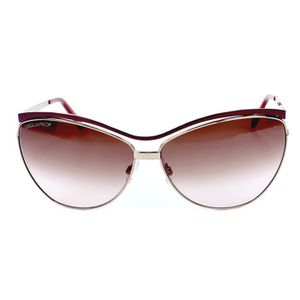 90dc2644132dec ... LUNETTES DE SOLEIL Lunettes de soleil DSQUARED DQ0100 -38T Or - Rouge  ...