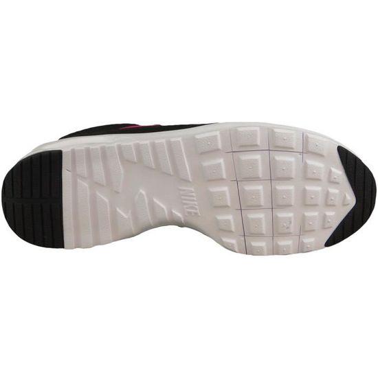 online store 83246 56d49 Nike Air Max Thea GS 814444-001 Femme Baskets , Noir Noir,rose - Achat    Vente basket - Cdiscount