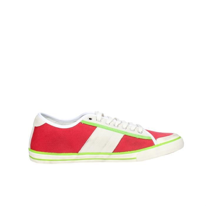 D.a.t.e. Sneakers Femme Rouge, 38