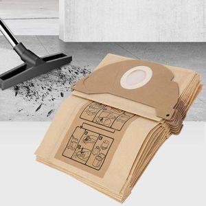 KIT RÉSEAU ASPIRATEUR CENTRAL 10pcs sacs à poussière de déchets papier d'aspirat