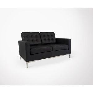 canape style industriel achat vente pas cher. Black Bedroom Furniture Sets. Home Design Ideas