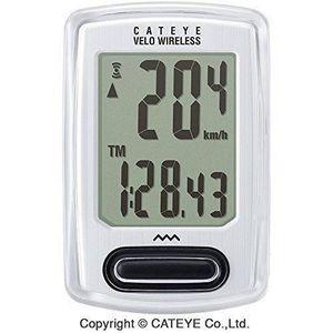 COMPTEUR POUR CYCLE CatEye Cc-Vt230W Compteur sans fil Blanc