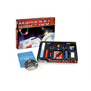 JEU MAGIE Box 100 tours de magie