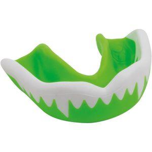 f4710e8c6c203 PROTÈGE-DENTS GILBERT Protège dent Viper - Junior - Vert et blan