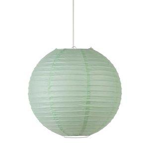 Luminaire boule papier achat vente luminaire boule for Suspension 3 boules japonaises