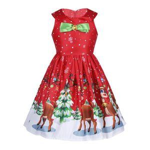 89b730c04c638 ROBE Robe Princesse Noël Fille Enfant - Jupe Déguisemen