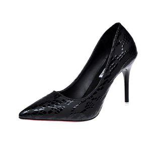 ESCARPIN Bout pointu de la mode femme Chaussures à talon Se