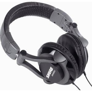 CASQUE - ÉCOUTEURS SHURE SRH550DJ Casque Audio DJ