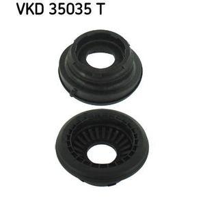 COMBINE RESSORTS SKF Roulement de butée de suspension VKD 35035 T
