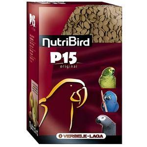 EXTRUDÉ - EN GRANULÉ Nourriture pour perroquet - nutribird p15