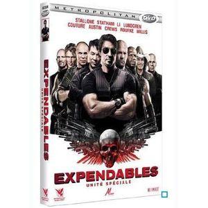DVD FILM DVD The expendables, unité spéciale