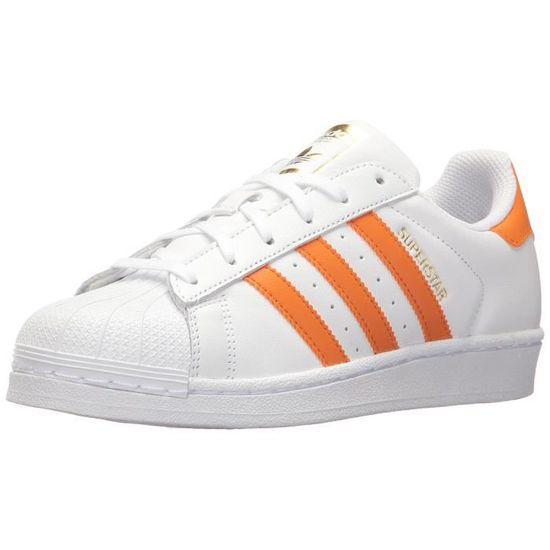 Adidas - Originals Superstar KCUMY Taille-37 Jaune Jaune - Adidas Achat / Vente basket 579836
