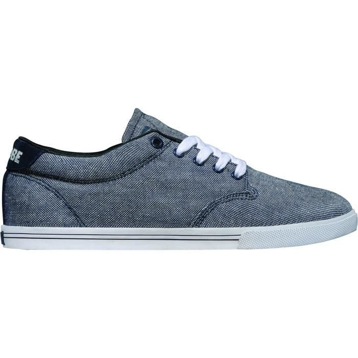 CHAUSSURES GLOBE LIGHTHOUSE SLIM GRISE