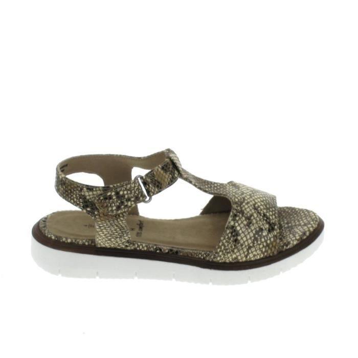 Sandales Et Sandale Pieds Jana Nu wxF5Hq75