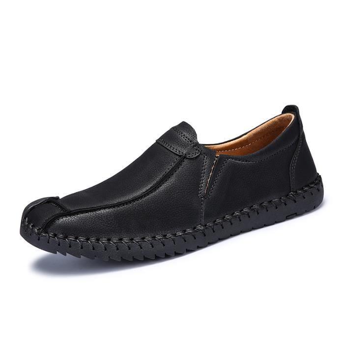 Chaussures Homme Bateau homme Bateau en daim Chaussures de ville Chaussures populaires Chaussures plates Confortables et légères VoQdjT2XJg