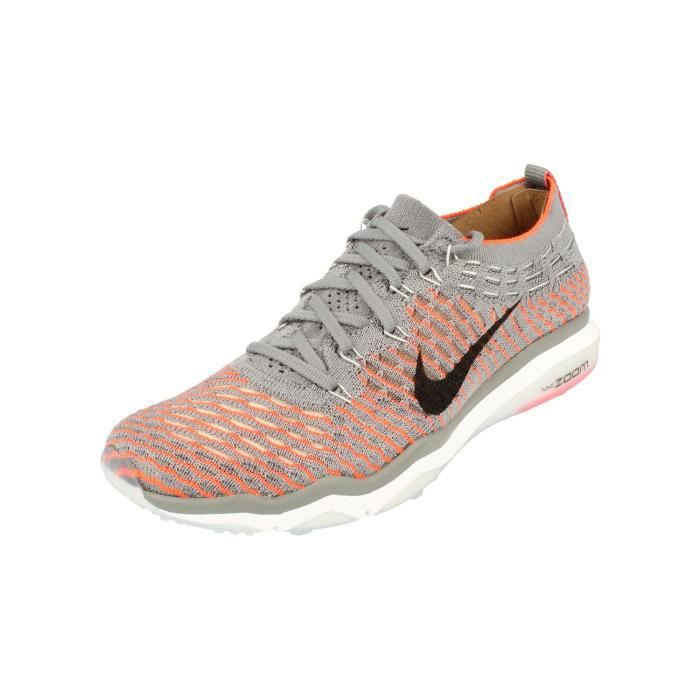 store exquisite design look out for Chaussures Zoom Flyknit Femmes 850426 Sneakers Air Trainers Nike ...