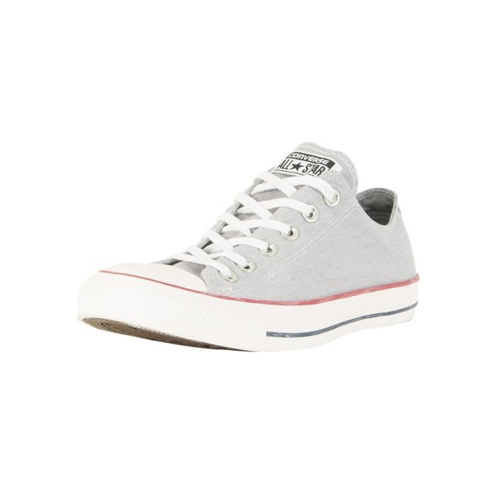 Converse Homme CT All Star OX Trainers, Gris