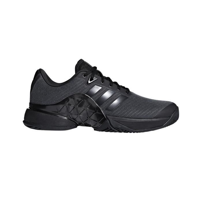 Chaussures ADIDAS Homme Barricade LTD Noire AH 2018