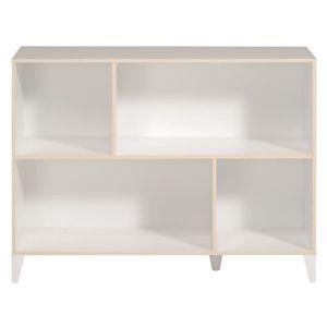 meuble 4 cases achat vente meuble 4 cases pas cher cdiscount. Black Bedroom Furniture Sets. Home Design Ideas