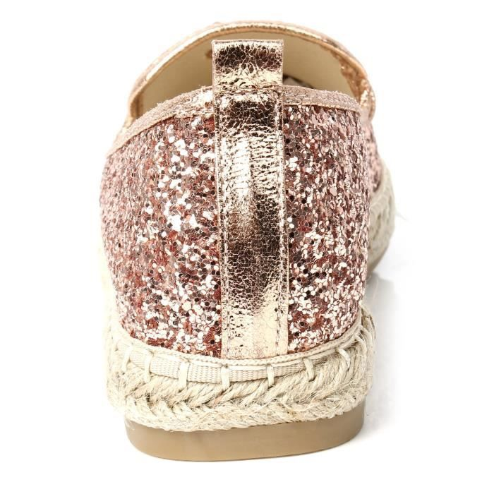 1 On Flats 36 Taille Shoes Espadrilles 1vnu2x Slip Sneakers 2 Pumps 5zZWTRSq