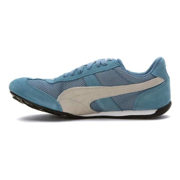 Puma Womens 76 Runner Low Top Lace Up Fashion Sneakers YROVM Taille-40