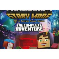 JEU CONSOLE RÉTRO Minecraft Story Mode : A Telltale Game Series The