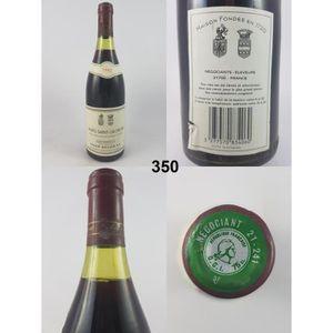 VIN ROUGE Nuits-Saint-Georges - Liger-Belair 1982 - N° : 350