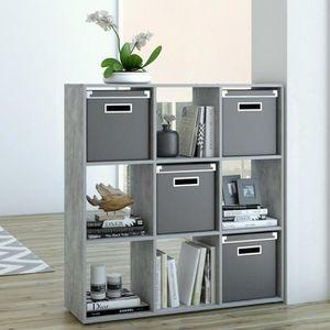 cube de rangement achat vente cube de rangement pas cher soldes d s le 9 janvier cdiscount. Black Bedroom Furniture Sets. Home Design Ideas