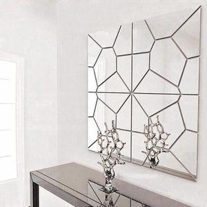 miroir vente chaude 3d acrylique dcoratif miroir sticker