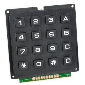 PAVÉ NUMÉRIQUE Pave Numerique DIY 4 * 4 16-Key Numeric Keypad - N