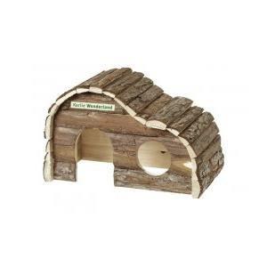 ACCESSOIRE ABRI ANIMAL Maison en bois pour rongeur