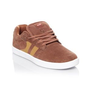 SKATESHOES Chaussure Globe Octave Rawhide-Curry