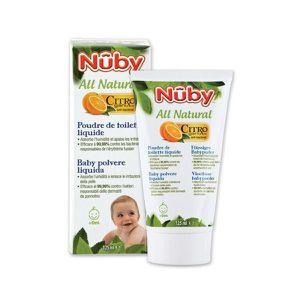 POUDRE DE TOILETTE NUBY Citroganix Poudre de Toilette Liquide
