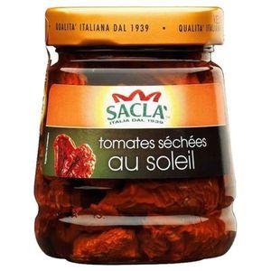 SAUCE CHAUDE Saclà - Saclà Tomates Séchées Au Soleil