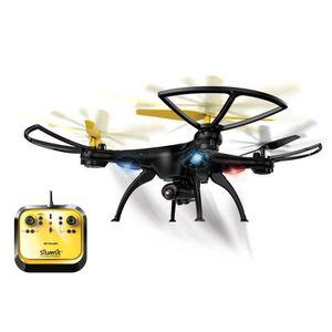 DRONE SILVERLIT - Drone Télécommandé Spy Racer avec Camé
