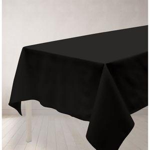 NAPPE DE TABLE SOLEIL D'OCRE Nappe anti-tâches rectangle 140x240c