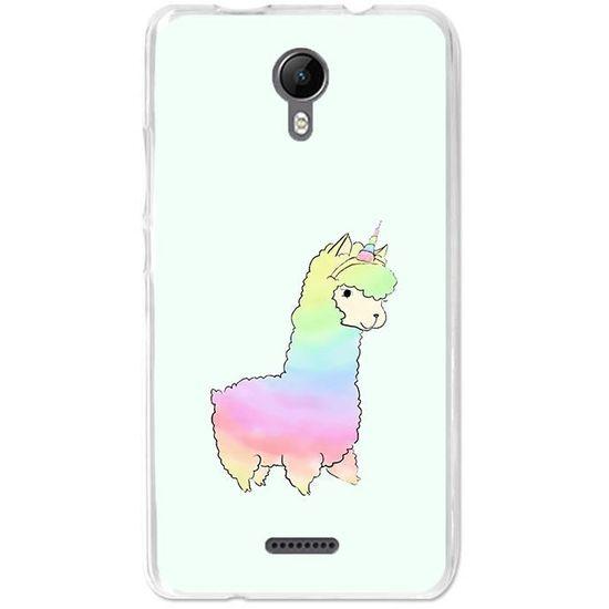 coque iphone 4 lama mignon