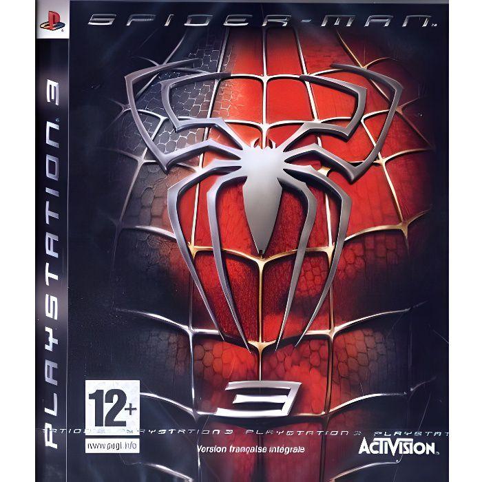 Spiderman 3 jeux ps3 achat vente spiderman 3 jeux ps3 - Les jeux de spiderman 4 ...