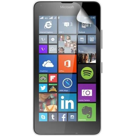 BIGBEN Lot de 2 protèges-écran pour Microsoft Lumia 640 - Transparent