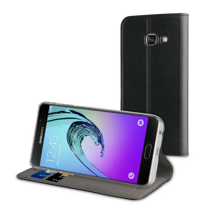 MUVIT Etui Stand pour Samsung Galaxy A3 2017