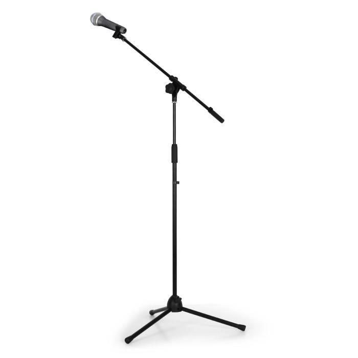 malone st 11 ms pied de microphone microphone accessoire avis et prix pas cher cdiscount. Black Bedroom Furniture Sets. Home Design Ideas