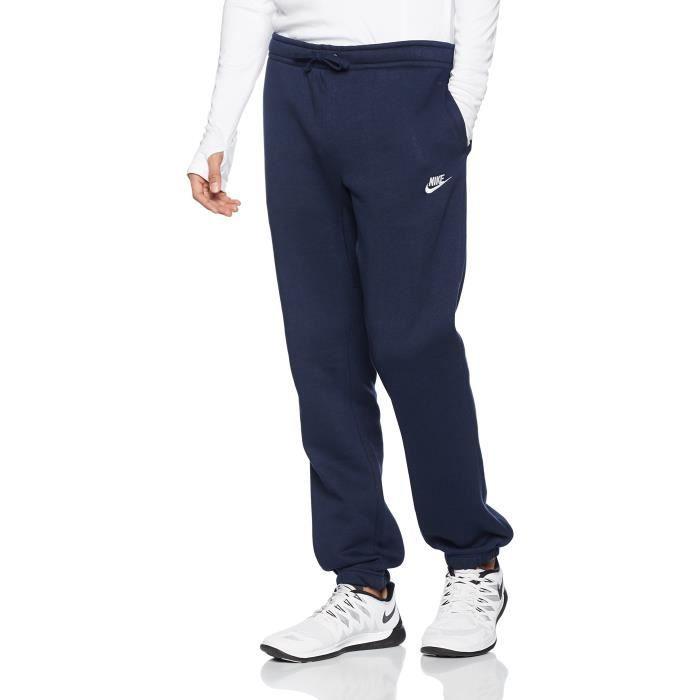 meilleur service 4f55f 3a3fe Nike Club Bas Jogging 3L3L4M Taille-L