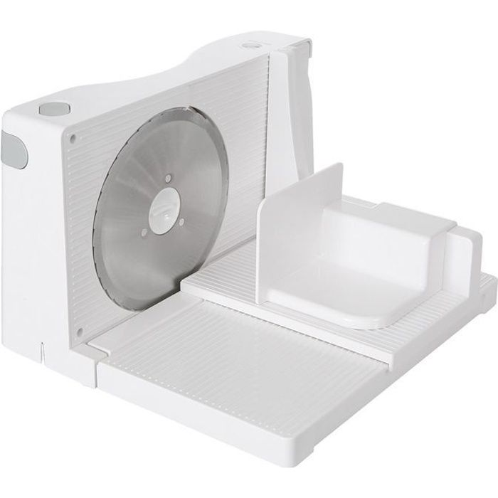 Seb trancheuse plastique blanche 856604 achat for Arbuste en plastique pas cher